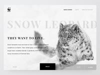 UI | WWF Snow Leopard