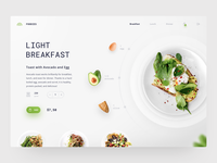 Foodies Product Page