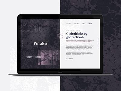 Split screen design web splitscreen webdesign