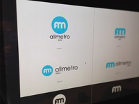 Allmetro Logotype