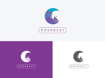 Moonbeats Logo Concept
