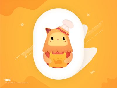 Lemon Sprinkles - Character Design
