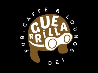 Guerrilla Pub logo logo