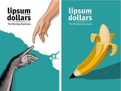 Lipsum Dollars-Covers