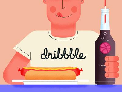 Dribbble Intro!