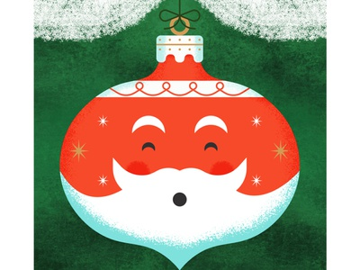 Big Ol' Red Ornament