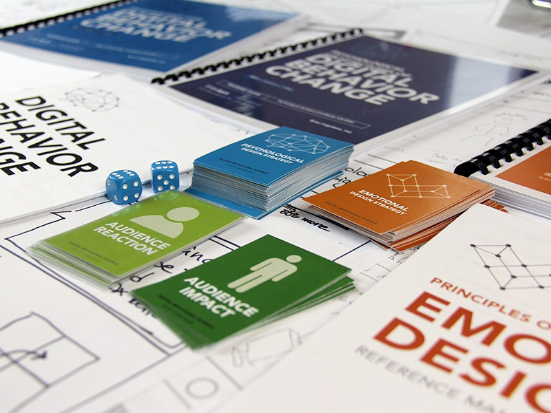 Alterspark Brand Collateral playing cards cover game graphic design design manuals