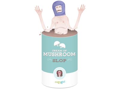 Cream Of Mushroom Slop Cleanse