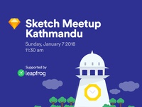 Sketch Meetup Kathmandu