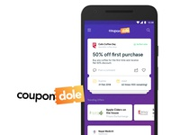 Conceptual Mockup for a Coupon App