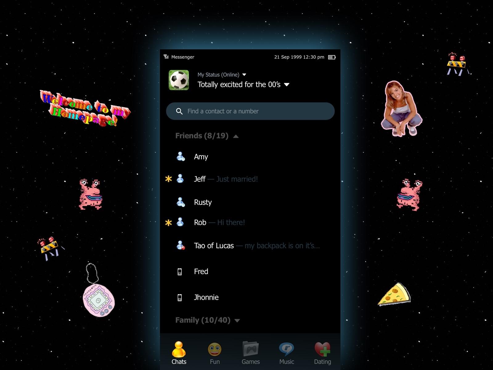 Dating Messenger voor PC