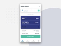 Money Transfer Dashboard