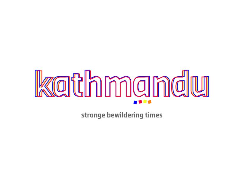 Kathmandu Tourism Logo by Swapnil Acharya on Dribbble