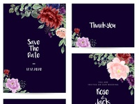 Wedding Card | Save the Date