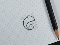 Chameleon Sketch, Golden Ratio