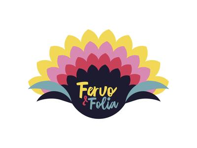 Fervo e Folia logo │ Casa Ipanema
