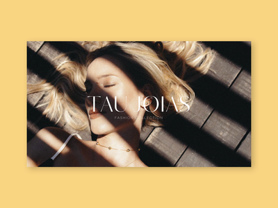 Catalogue Cover │ TAU JOIAS