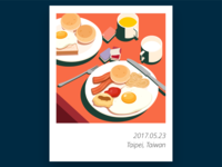 Yummy holidays in Taipei