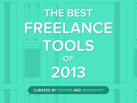 The Best Freelance Tools of 2013