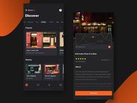 Stood.co - Food Store Finder App