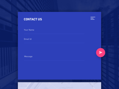 Contact Us - Day #25 day 25 web material sketch free website contact us email ui daily