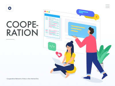 cooperation banner