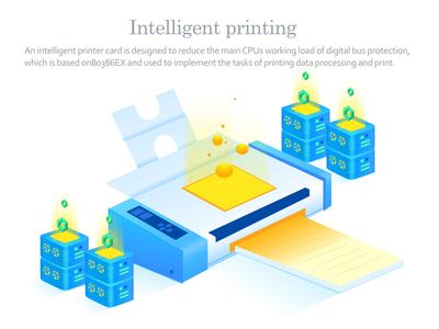 Intelligent printing