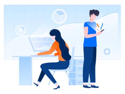 Report collaboration