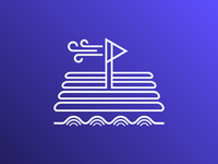 Raft Illustration