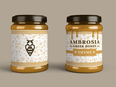 Ambrosia Greek Honey