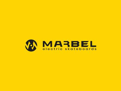 Marbel Logo Design