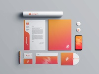 Orange 17 Branding Design