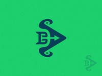 "Letter ""B"" Bow"