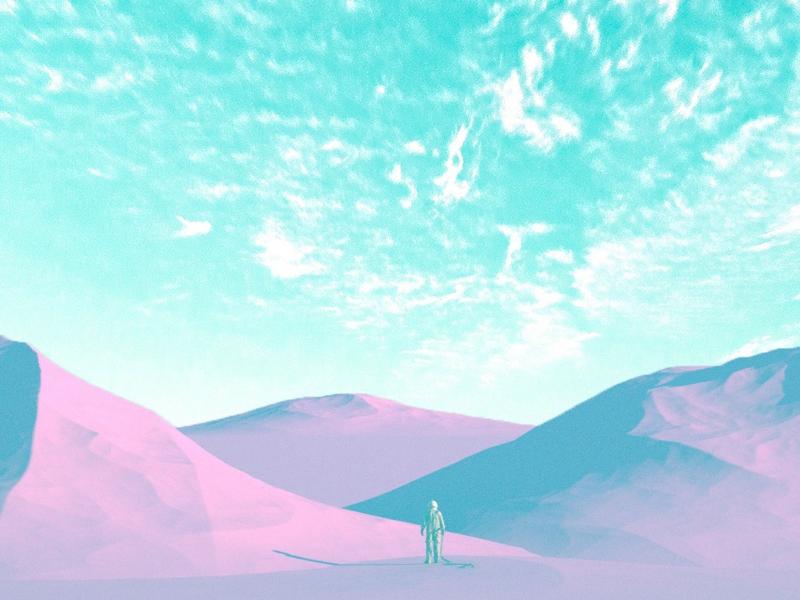 No Mans Sky 3d artist space videogame sci-fi digitalart 3d cinema4d