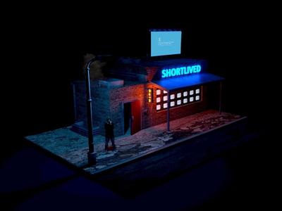 Short lived Storefront