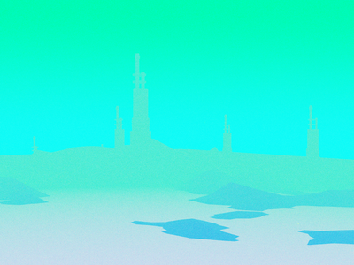 Low poly colour study videogame digital art 3d art 3d low poly