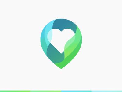 Heart + Pin