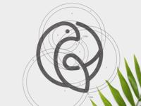 Logo Bird Concept