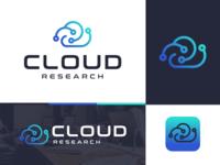 Cloud Research Concept