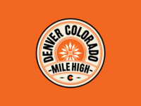 Denver Badge Design