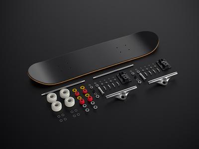 Skateboards WIP2