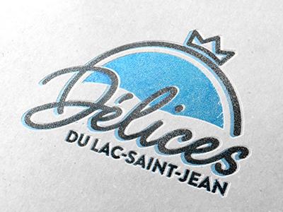 Blueberry Jam - Logo Design
