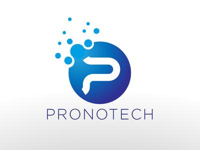 Pronotech Logo Concept