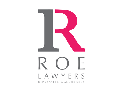 Nick Designer ROE Lawyers Branding