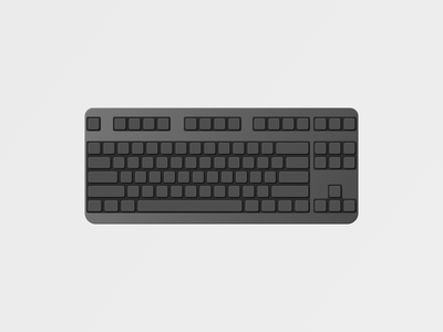 Keyboard Dark 2 game vector hardware gaming dark mode dark