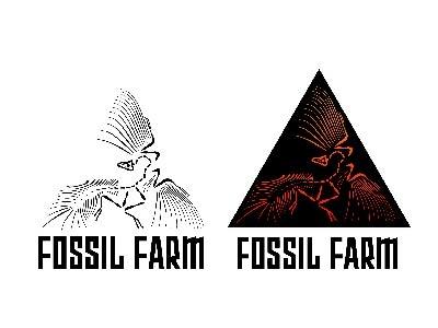 Dinosaur Theme Park Logo