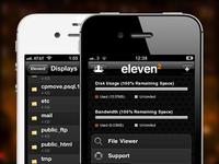 Eleven2 iPhone 4S App