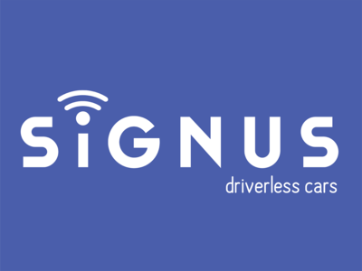 Day 5: Driverless Car Logo