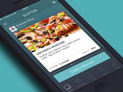 Redesign Scatter app. WIP