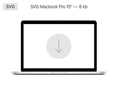 Vector Perfect Macbook